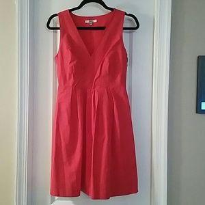 Bright Red BB Dakota Dress