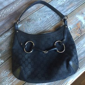 Vintage Gucci Handbag % Authentic