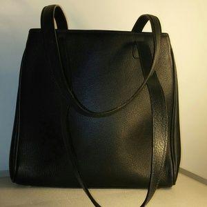 Lamarthe Bags - Lamarthe Paris Navy Blue Leather Purse!