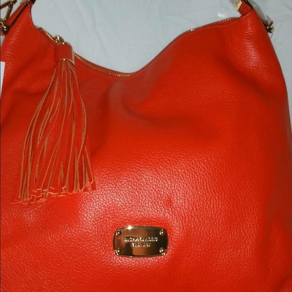 eab38fda28f363 Michael Kors Bags   Bedford Large Mandarin Shoulder Bag   Poshmark