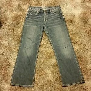 Mens BKE Denim Tyler Jeans