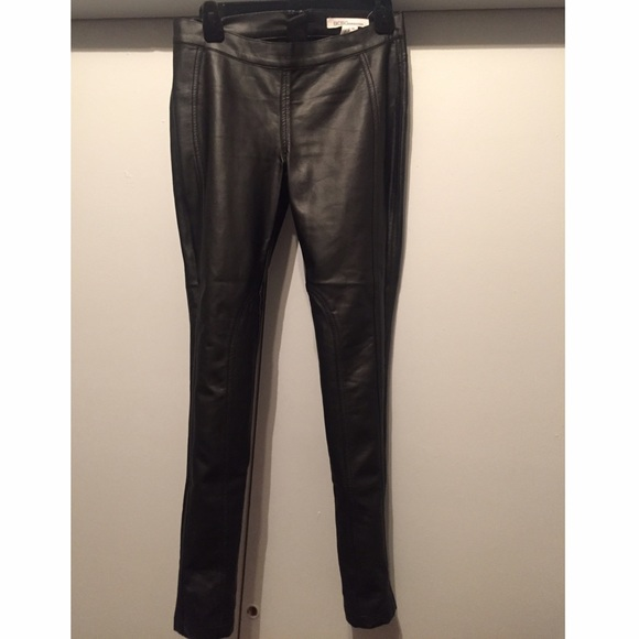 2e6b10ad80464 BCBGeneration Pants | Bcbg Leather | Poshmark