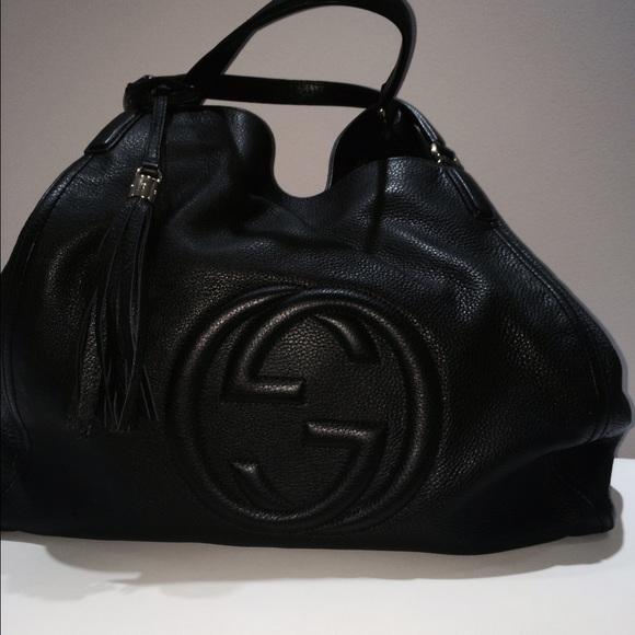 fdb0fa0ca Gucci Bags   Soho Large Bag   Poshmark