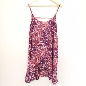 Free People Other - Free People Dove Combo Spring It On Slip Dress