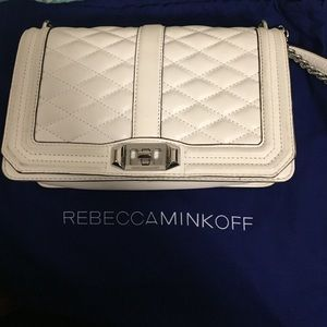 Rebecca Minkoff Handbags - Rebecca Minkoff Love Crossbody