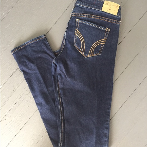 hollister dark jeans for men - photo #40