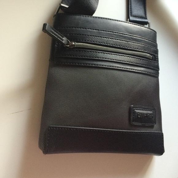 67d55c6c564 Calvin Klein Other - Calvin Klein cross body men's messenger bag.