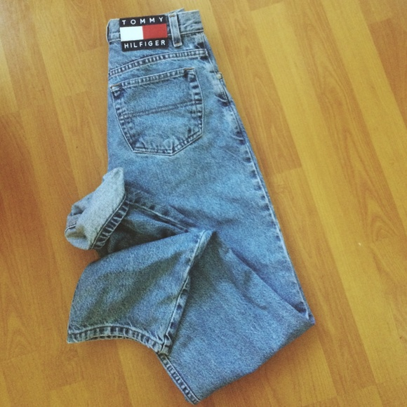 162b0cd9 Urban Outfitters Jeans | Tommy Hilfiger High Waist | Poshmark
