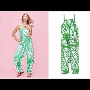 LILLY PULITZER JUMPSUIT-PERFECT CRUISE WEAR