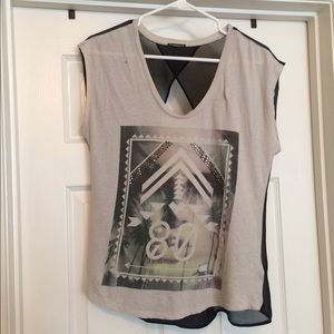 Express Graphic Tee