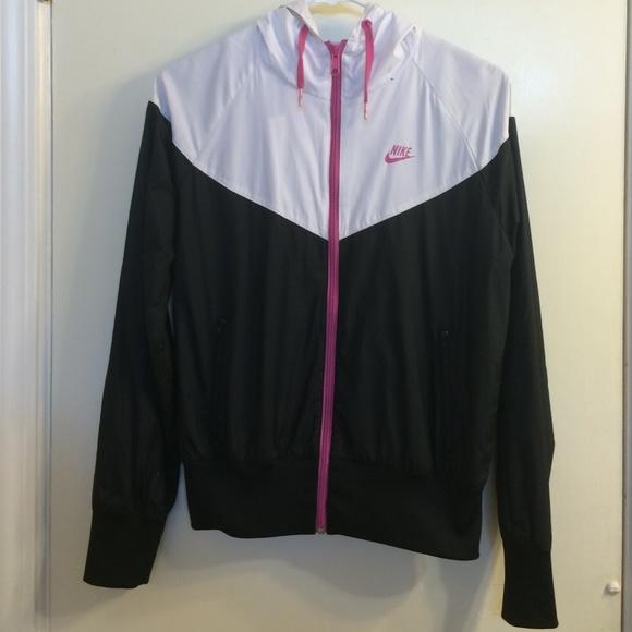 44% off Nike Jackets & Blazers - Women's Nike Windbreaker Jacket ...