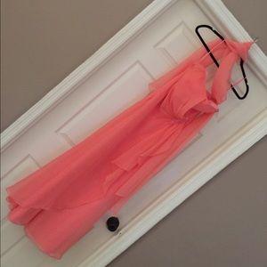 Jordan Strapless/Sweetheart Bridesmaid Gown