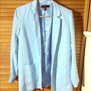 Jackets & Blazers - Baby Blue Blazer
