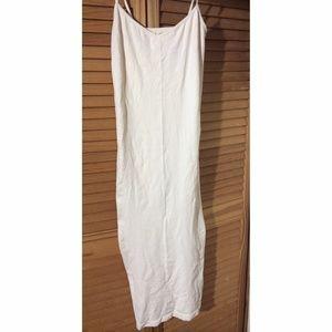 Dresses & Skirts - White Midi Bodycon Dress