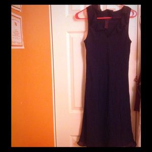 Navy blue Ralph Lauren dress