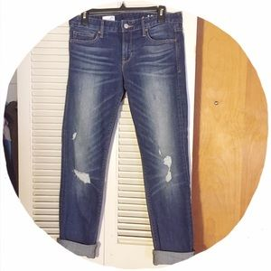 GAP Pants - GAP Distressed Boyfriend Jeans