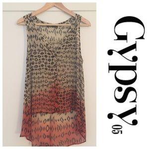 Gypsy 05 Silk Top