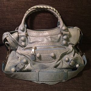 Balenciaga Giant City Handbag