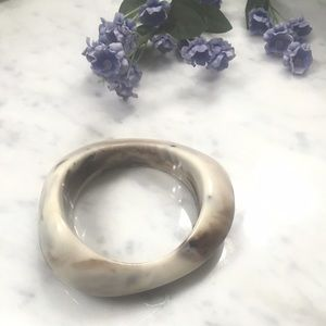 Jewelry - Marbled Bangle