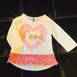Girls SZ 14 Shirt