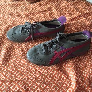 Birkenstock Shoes Red Yara Isis Ankle Strap Sandals