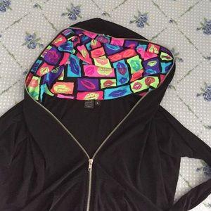 33032da2 Zara Terez zip hoodie for kids