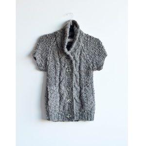 Zara luxe knit sweater!
