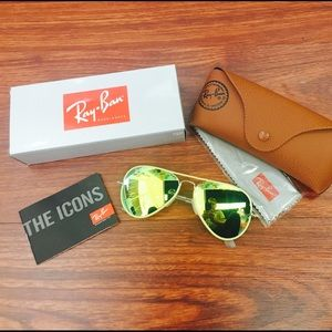 Ray-Ban Accessories - Authentic RayBan sunglasses aviator