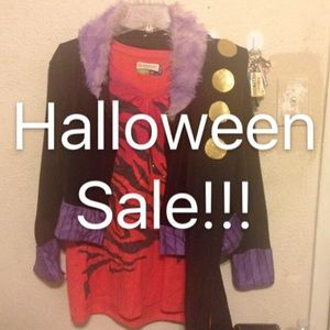 Other - PLUS SIZE CUSTOM CLAWDEEN WOLF HALLOWEEN COSTUME