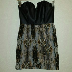 Dresses & Skirts - Cute strapless dress