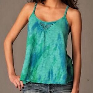 Free People Split Back Tank