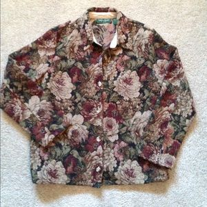 FINAL MARKDOWN - Tapestry Jacket