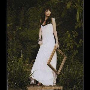 Winter Kate Dresses & Skirts - Winter Kate Ivory Damien Maxi Dress
