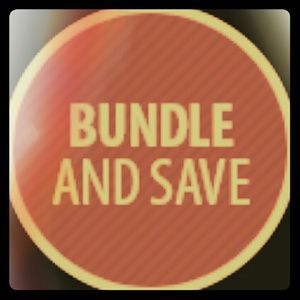 Other - 25% Off 2 Items When You Bundle!!!