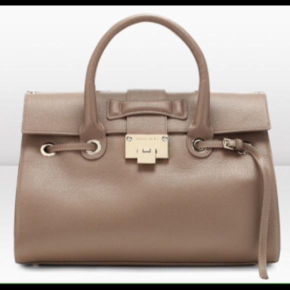827d90aadb Jimmy Choo Handbags - ⚡️FLASH SALE 🎉 HP 10 9 Jimmy Choo Rosalie Satchel