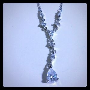 925 stamped sterling silver necklace