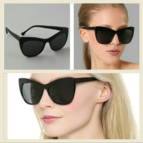 f310ac0ac77 Elizabeth and James Accessories - Elizabeth and James Lafayette Sunglasses  Black