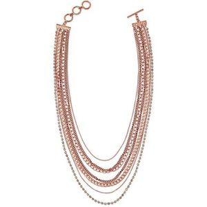 Stella + Dot   ginger necklace
