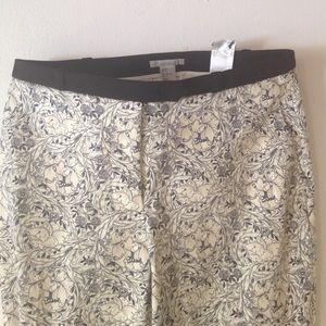 H&M Arts &Crafts Floral Printed Skinny Pants