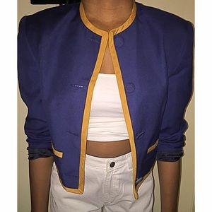 Vintage Jos.ABanks tallied blazer