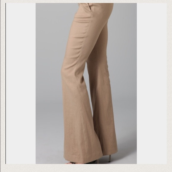 price choose official 60% clearance Gucci bell bottom khaki pants