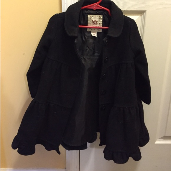 Gap Jackets Amp Coats Little Girls Winter Coat Poshmark