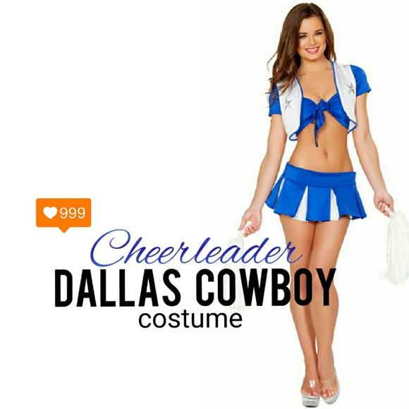 CHEERLEADER   Halloween Costume  sc 1 st  Poshmark & Roma Hollywood Skirts   Cheerleader Halloween Costume   Poshmark