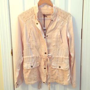 🆕 Blush utility jacket