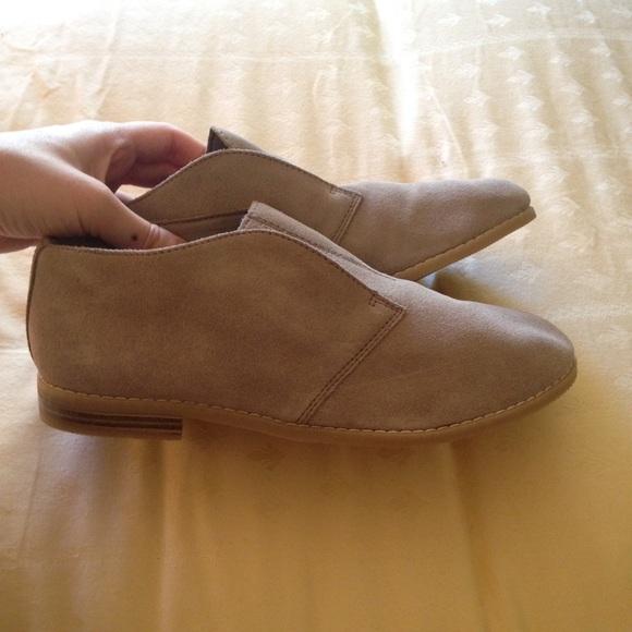 Franco Sarto Shoes | Slip On Suede
