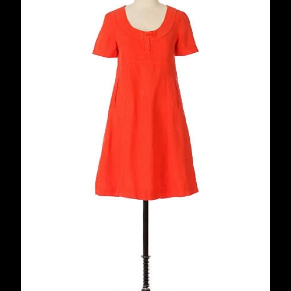 Anthropologie Dresses & Skirts - ✂️NWOT Anthropologie Maeve Eight Days A Week Dress