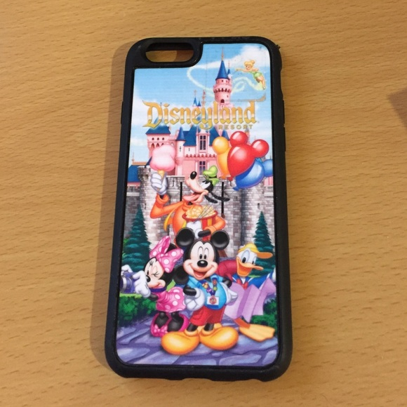 new product 6e887 35536 Disneyland IPhone 6 case
