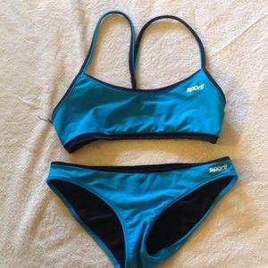 Sporti swim suit