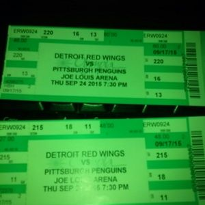 Other - Detroit Red Wings Tickets
