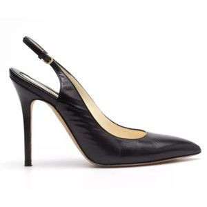 Brian Atwood pointed toe sling back